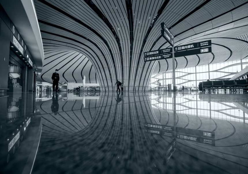 empty airport - aviation